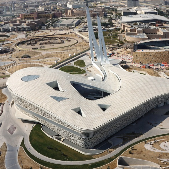 Qatar-Faculty-of-Islamic-Studies_Doha_Qatar_Qatar-Foundation_dezeen_936_0