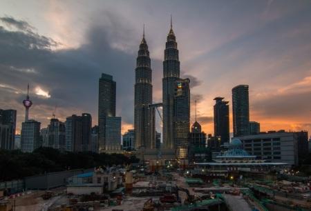 Current Kl 5 Tallest Buildings Completed 5 Tallest Buildings Under