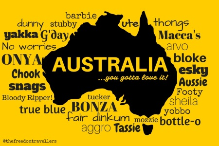 Aussie-Slang