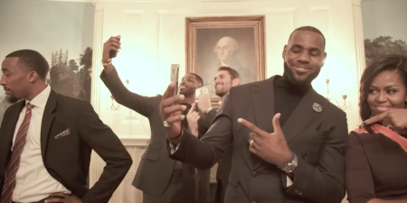 the-cavaliers-did-the-mannequin-challenge-with-michelle-obama-at-the-white-house